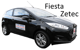 Driving School Lessons In The Fiesta Zetec